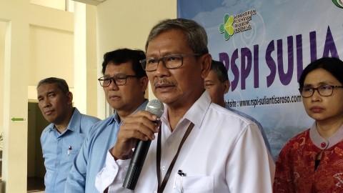 Pemerintah Bantah RS Rujukan Korona Batasi Pasien