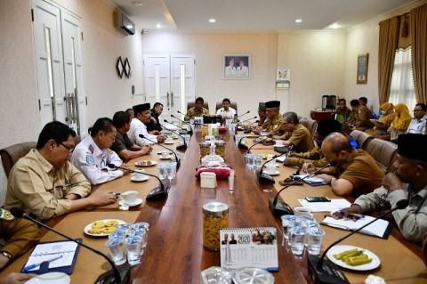 Banda Aceh Bentuk Tim Siaga Mengantisipasi Korona