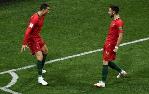 Ketika Fernandes Dipuji Ronaldo