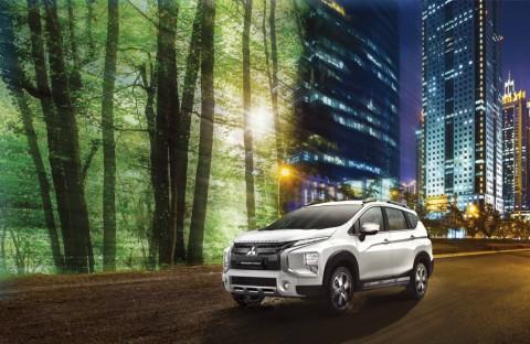 Mitsubishi Xpander Cross Melesat dari Indonesia ke ASEAN