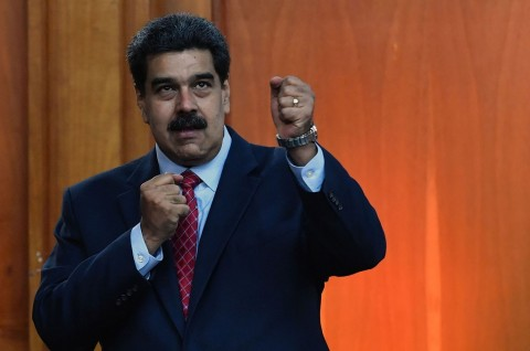 Tekan Penyebaran Covid-19, Maduro Karantina Venezuela
