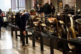 Builder Indonesia, 'Banjir Inspirasi' di Museum Harley-Davidson