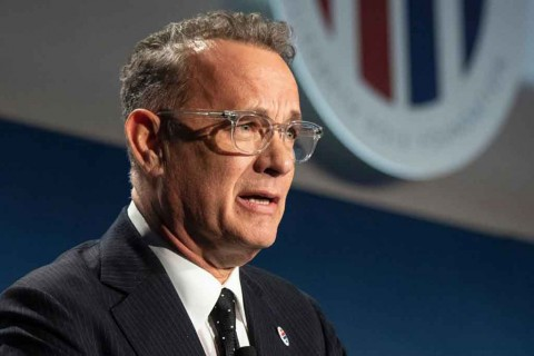 Tom Hanks dan Istrinya Tinggalkan Rumah Sakit Usai Terjangkit Korona