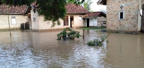 50 Rumah di OKU Timur Terendam Banjir