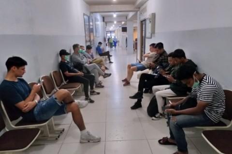Barito Putera Tes Kesehatan Pemain Antisipasi Virus Korona