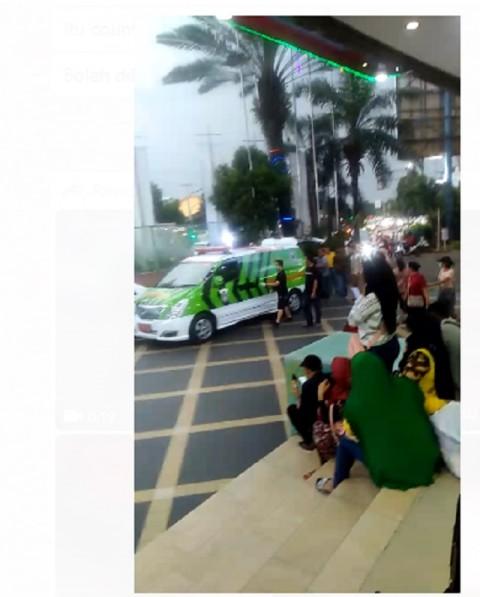 [Cek Fakta] Video Penampakan Ambulans Membawa Pegawai PGC Terjangkit Korona? Ini Faktanya