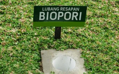 Cara Membuat Lubang Biopori di Rumah