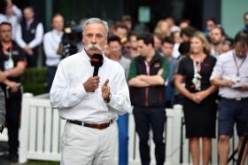 Wabah Virus Korona, CEO F1 Surat Terbuka untuk Penggemar