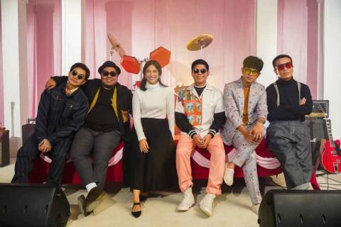 Diskoria Rilis Lagu dengan Vokalis Dian Sastro untuk Dukung Irama Nusantara