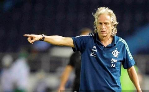 Pelatih Flamengo Jorge Jesus Positif Korona