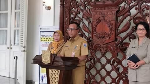 168 Pasien Dalam Pengawasan Masih Dirawat di Jakarta
