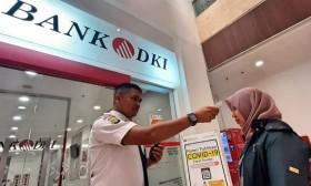 Korona Tak Pengaruhi Operasional Bank DKI