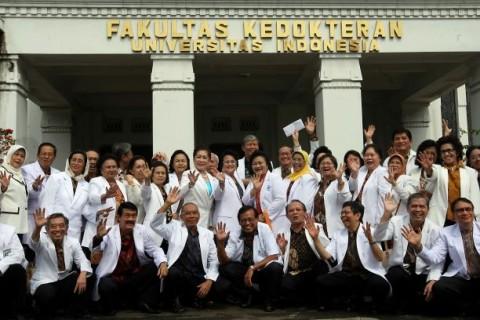 Lawan Korona, Dokter dan Mahasiswa FKUI Siap Jadi Relawan