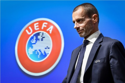 Resmi, Piala Eropa 2020 Ditunda Setahun