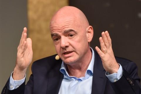 FIFA Bakal Sumbang Rp150,8 Miliar untuk WHO Lawan Virus Korona