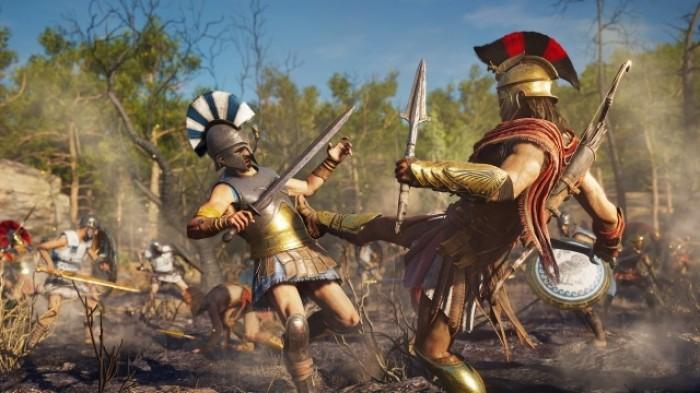 Ubisoft Berikan Assassins Creed Odyssey Gratis Seminggu Penuh