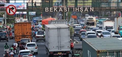 Pemkot Bekasi Segera Tutup Akses ke Jakarta
