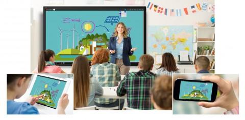 ViewSonic Sediakan Aplikasi Belajar Jarak Jauh