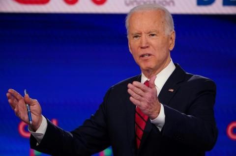 Biden Menang di Pemilu Pendahuluan Florida dan Illinois
