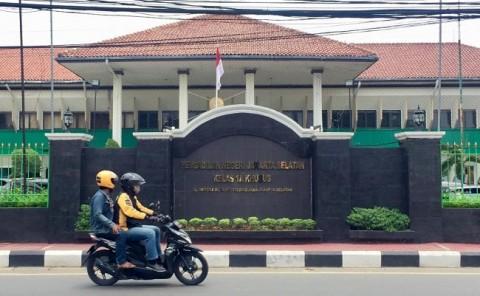 Pengunjung PN Jaksel Diminta Tak Berkerumun