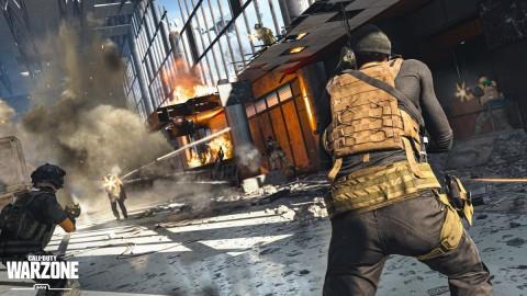 Call of Duty: Warzone Tambah Mode Solo dan Dukung 200 Pemain