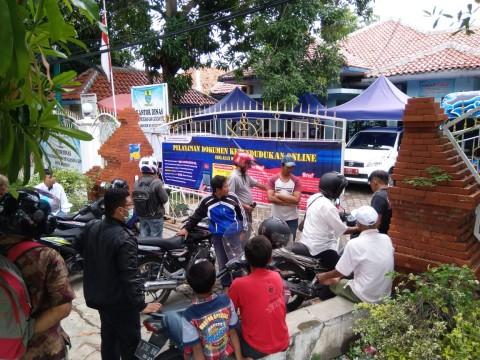 Pelayanan Kependudukan di Cirebon Dilakukan Daring
