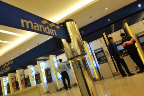 Bank Mandiri Pastikan Kesiapan Jaringan dan Dana di ATM Aman