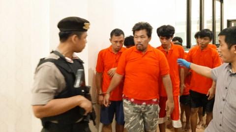 Polisi Tangkap Komplotan Pelaku Curanmor di Setiabudi