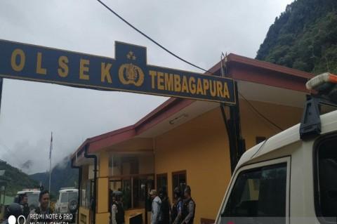 KKB Bakar Rumah Ibadah di Tembagapura
