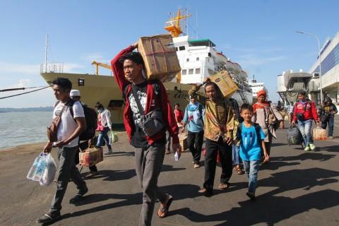 Polri Susun Pengamanan Mudik di Tengah Wabah Korona