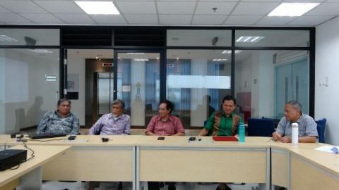 Satgas ITB Paparkan Hasil Kajian Banjir Jakarta 2020