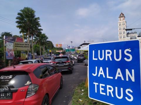 Virus Korona Belum Ganggu Kawasan Puncak Bogor
