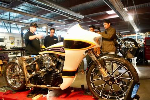 Belajar dari Bengkel Custom Arlen Ness Motorcycles