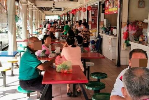 Warga Malaysia Masih Berkeliaran Meski Pergerakan Dibatasi