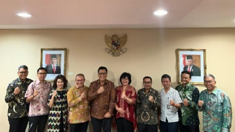 Erick Thohir Rombak Komisaris dan Direksi Jasindo