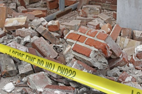 Gempa Guncang Salt Lake City, Utah