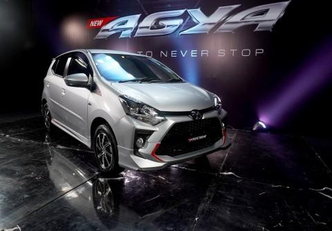 Toyota Goda Anak Muda dengan New Agya
