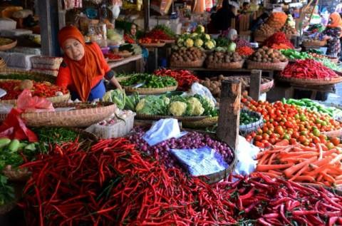 Stok Pangan di Kota Bogor Aman dan Stabil