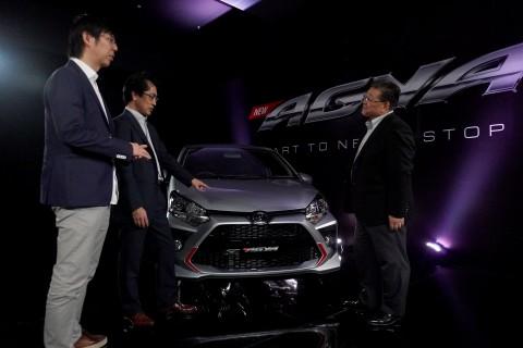 Abaikan Korona, New Toyota Agya Dipatok Target Tinggi