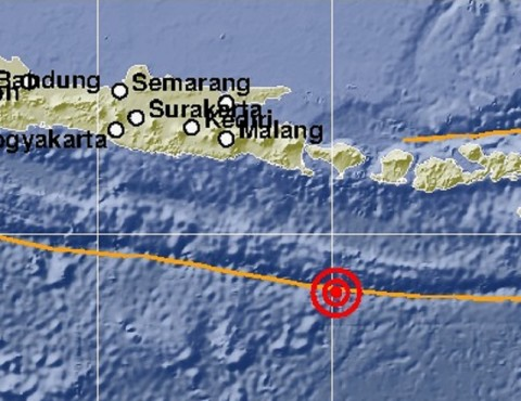 Bali Diguncang 15 Kali Gempa Susulan