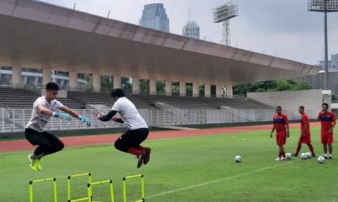 Cara Kiper Nadeo Manfaatkan Jeda Kompetisi