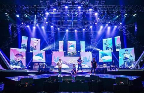 Konser Satu Cinta Gigi Tetap Digelar Meski Tanpa Penonton