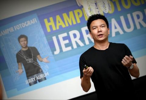 Jerry Aurum Divonis 11 Tahun Penjara di Kasus Narkoba