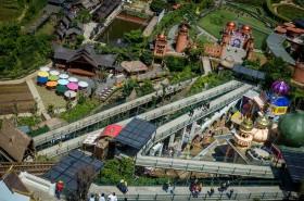 Antisipasi Korona, Sejumlah Objek Wisata di Lembang Ditutup Sementara
