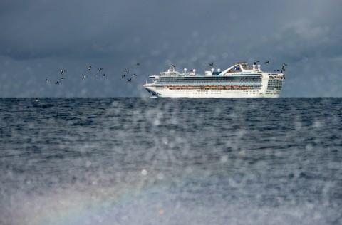 Evakuasi WNI di Kapal Grand Princess Terkendala Cek Kesehatan