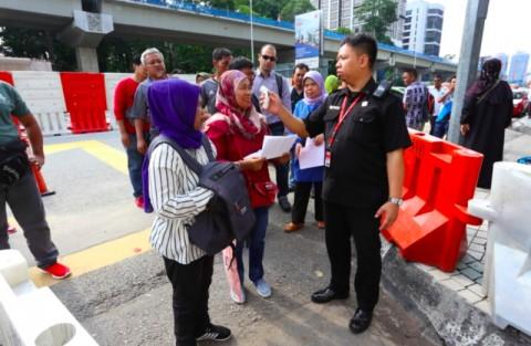 Layanan KBRI Kuala Lumpur Ditutup Terkait Pembatasan Pergerakan