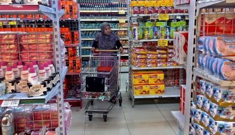 Pengusaha Jamin Stok Makanan Minuman Aman di Tengah Ancaman Korona