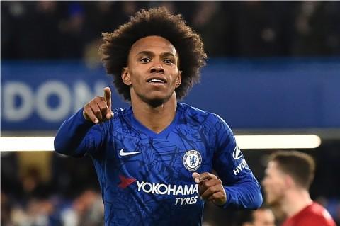 Meski Habis Kontrak, Willian Tetap Bersedia Bela Chelsea