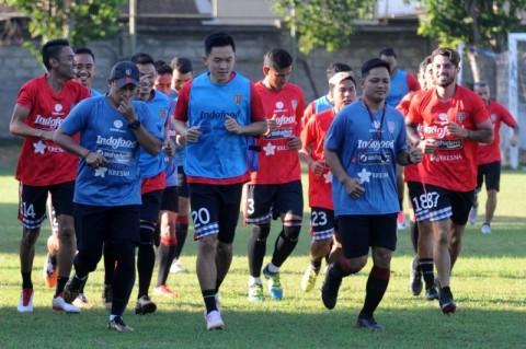 Kompetisi Ditunda, Bali United Tetap Latihan Sesuai Jadwal