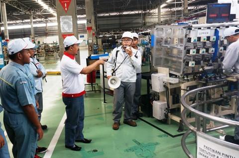 Nissan Hentikan Produksi Mobil di Indonesia